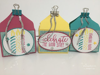 Picture Perfect Party stamps Stampin' Up!