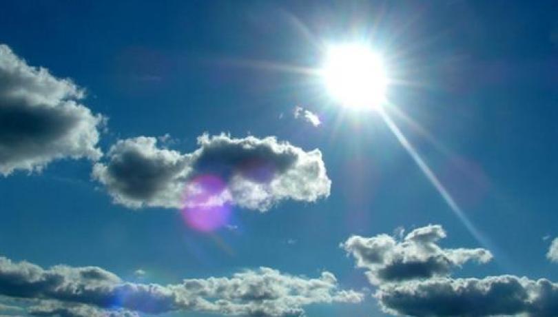Αίθριος ο καιρός από σήμερα Δευτέρα - Σε άνοδο η θερμοκρασία