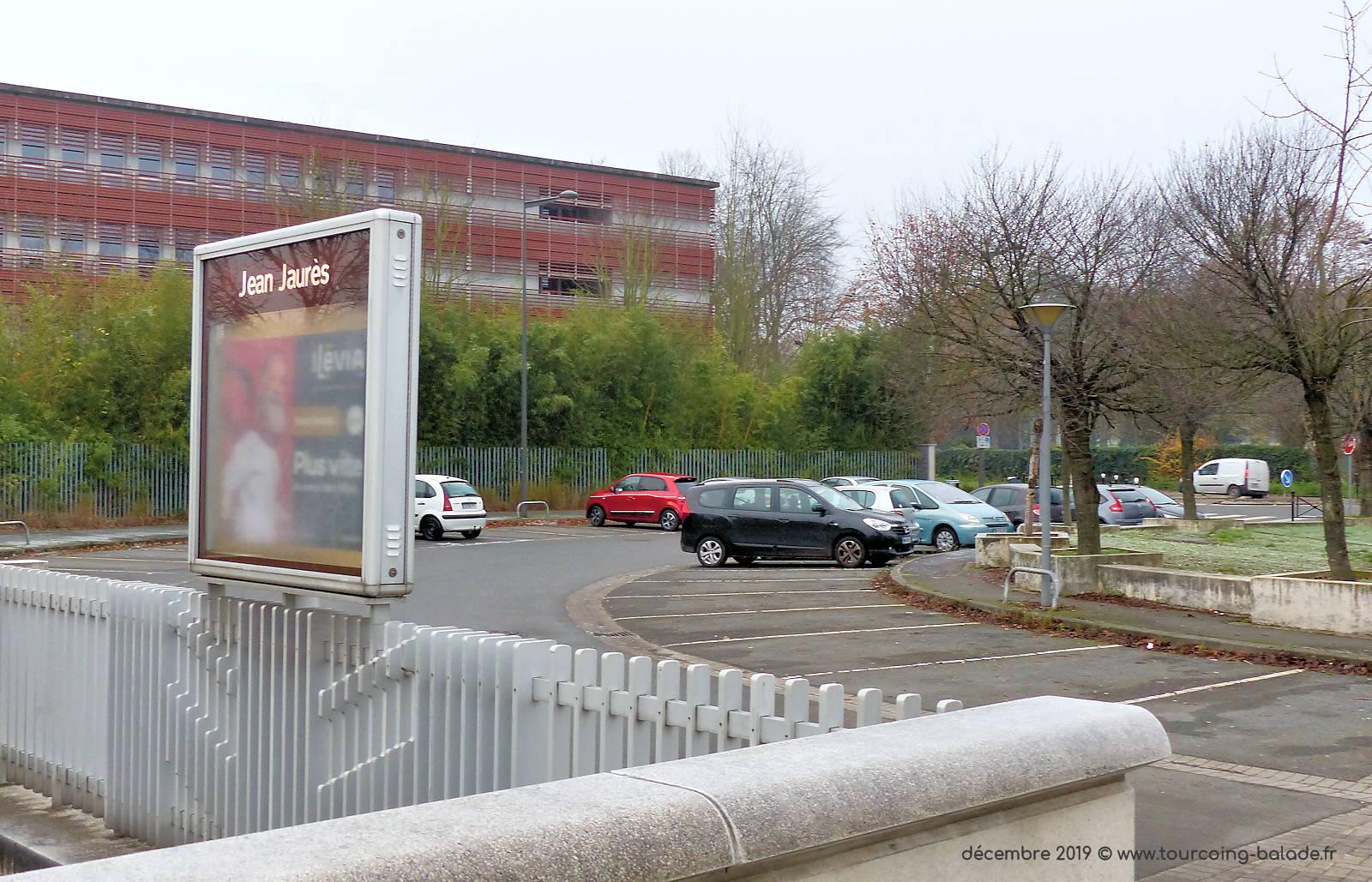 Groupe Vilogia siège Social - Métro Lille ligne 2 - Station Jean Jaurès