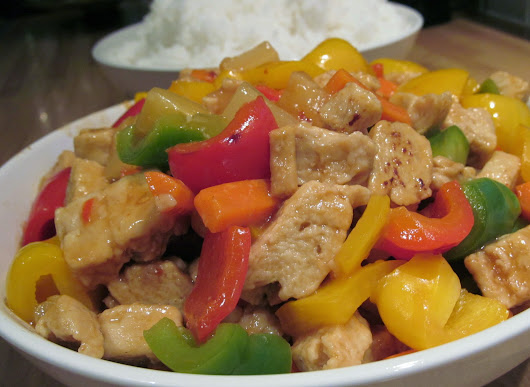 Cooking 4 Guys - Sweet and Sour Whatever