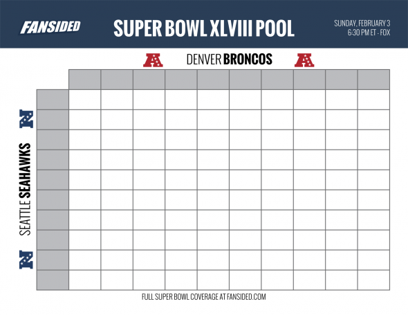 Lyndalarch 10538 january 2014 for Free super bowl pool templates