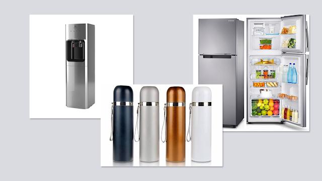 peralatan rumah tangga modern dapur