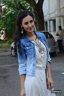 Farah-Karimi-Photos-at-Thikka-First-Look-Launch