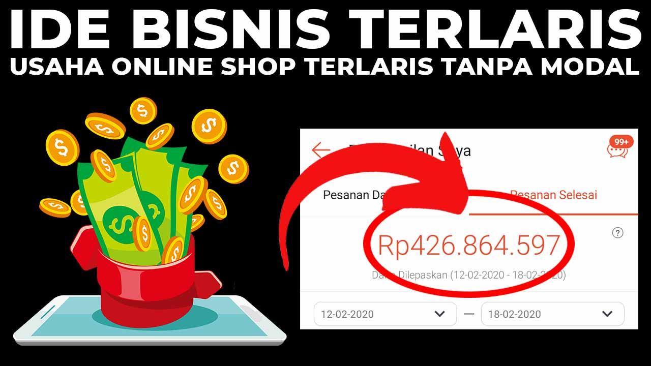 Usaha Online Shop Terlaris Cara Bisnis Online Tanpa Modal Dengan Android Klikdisini Id