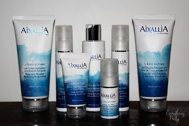 Aixallia Organic Skin Care Review