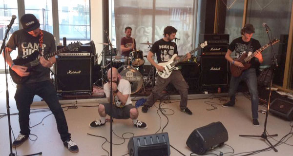 """Meddler release video for new song """"Universal Suffering"""""""
