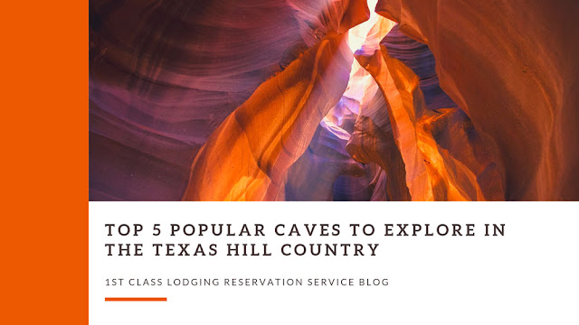 Top 5 Popular Caves to Explore in the Texas Hill Country blog cover image