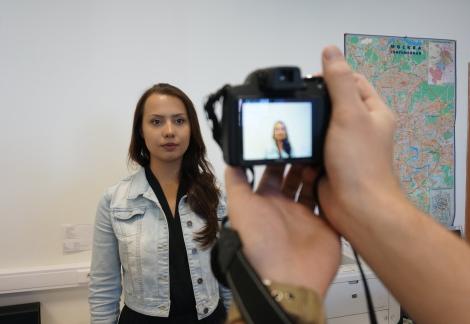 كيفية التقاط صورة جواز السفر