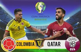 نتيجه مباراة قطر وكولومبيا بث مباشر اليوم الأربعاء 19-06-2019 كوبا امريكا