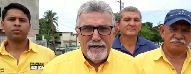 APURE: Diputado Luis Lippa dijo antes del inicio de clases que Maduro acabó con la educación en Venezuela.