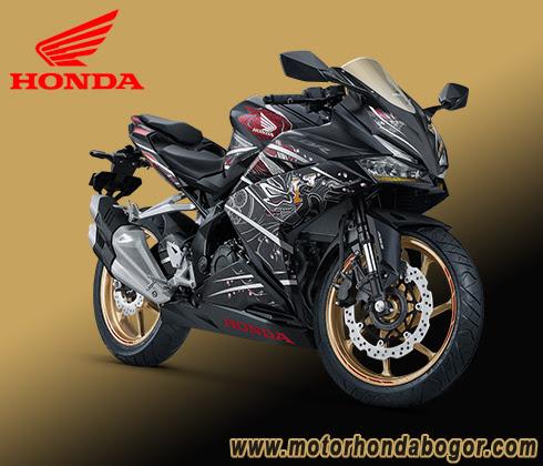 Brosur Kredit Motor Honda CBR 250 Bogor
