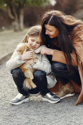 Child Positive thinking