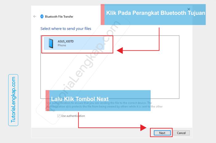 Tutorialengkap 3 Cara Mengirim File Dari Laptop ke HP dan Dari HP ke Laptop lewat Bluetooth