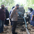 Kasus Pembuangan Limbah Ciu Ke Bengawan Solo, Polisi Tetapkan Dua Tersangka