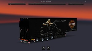 Krone Jumbo 4 Axle Trailer V 10.0