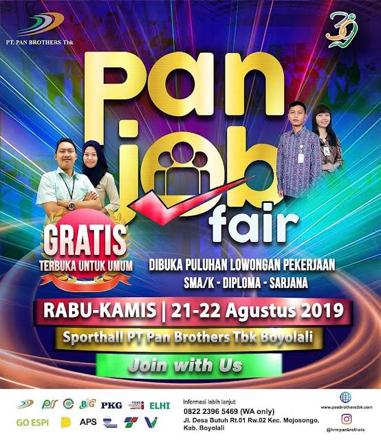 TopKarir Festival Bulan Agustus 2019