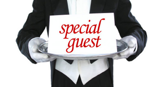 Who would be my special dinner guest?