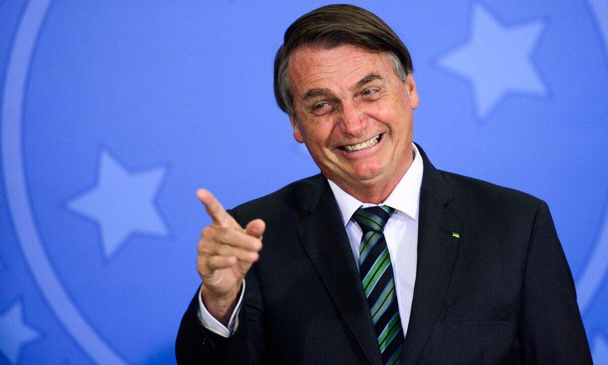 Presidente Jair Bolsonaro. Foto/Crédito: Marcelo Camargo/Agência Brasil