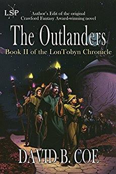 Review, Excerpt, The Outlanders, David B. Coe, Bea's Book Nook