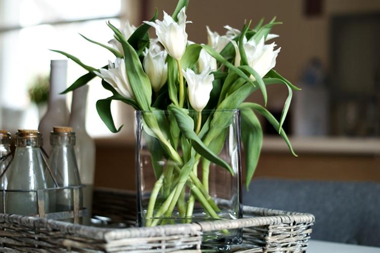 Heute mal ein weißer Flower Day