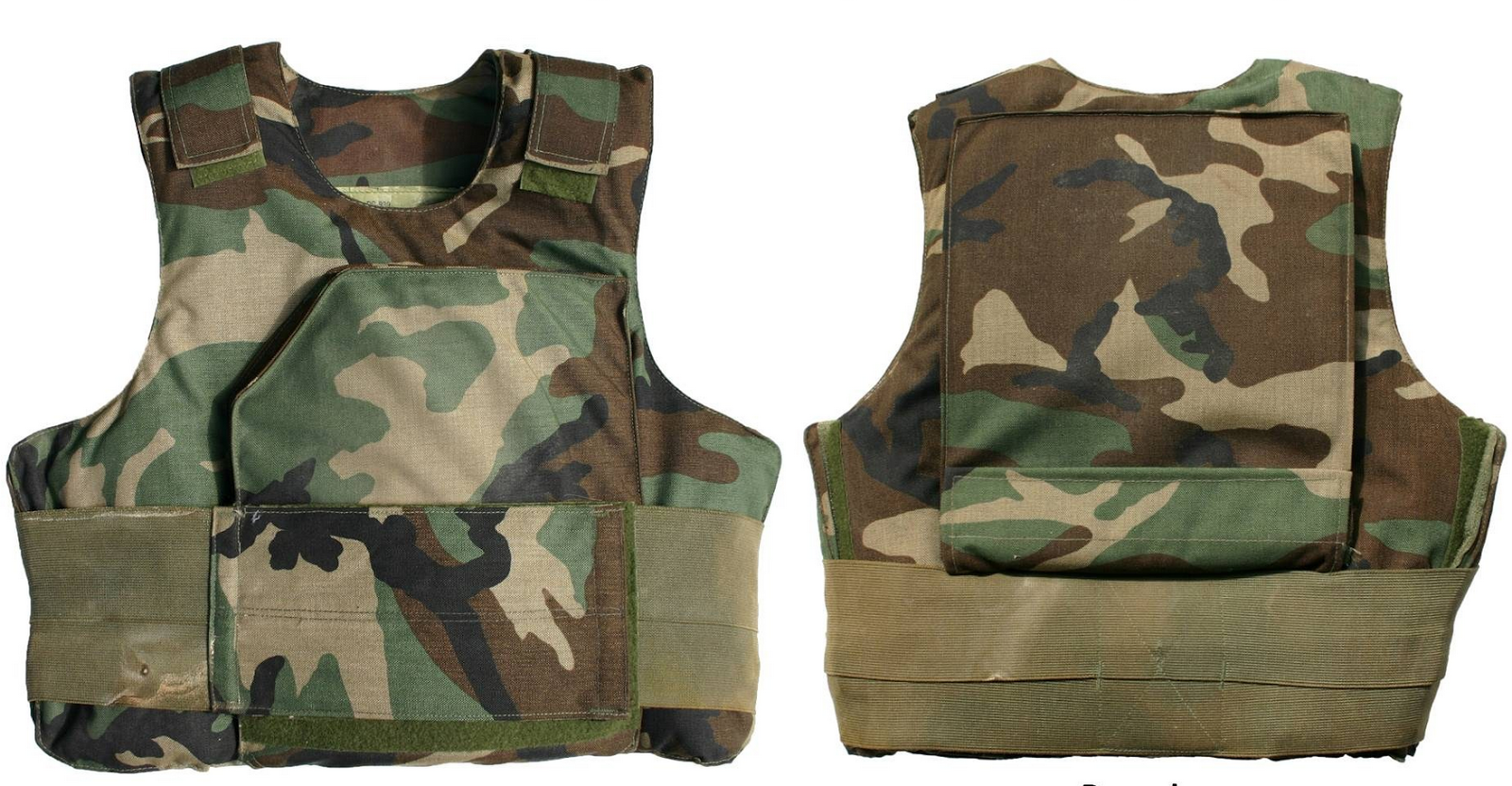 time for a look at another specific example of military body armor this time we will be looking at ranger body armor used by the united states army