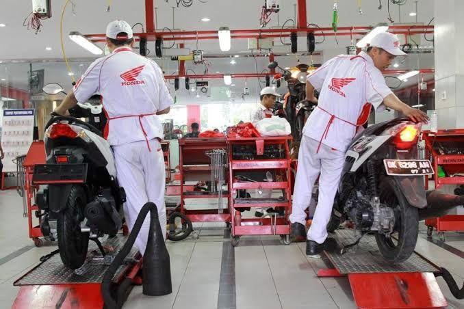 5 Tips Perawatan Motor Matic Semoga Lebih Awet