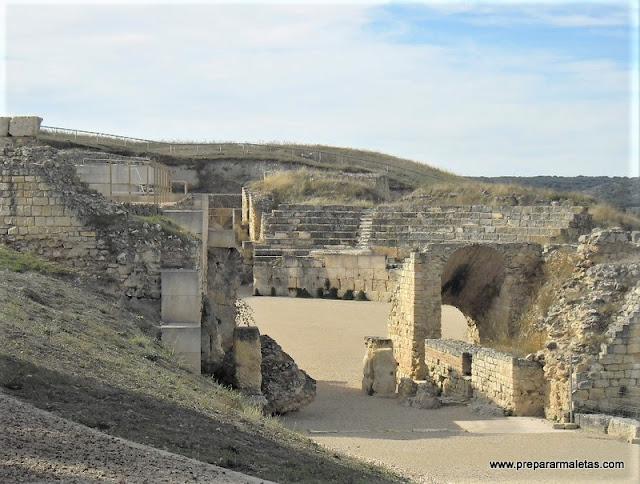 yacimiento arqueológico de Segóbriga Cuenca