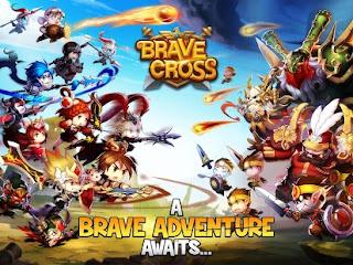 Brave Cross Apk v1.20.71666 Mod Hack Unlimited Gems Terbaru