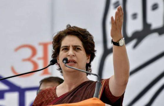अच्छे दिन का भोंपू बजाने वाली भाजपा सरकार ने अर्थव्यवस्था की हालत पंचर कर दी: प्रियंका - newsonfloor.com