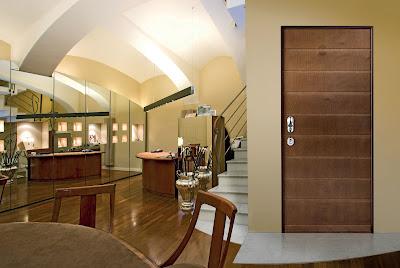 porta blindata-interna