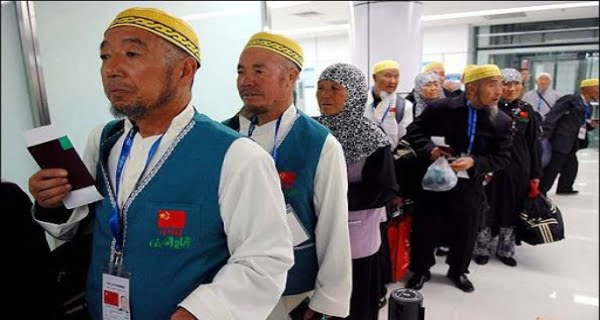 China Larang Warga Muslim Pergi Haji jika Gagal Tes Patriotisme