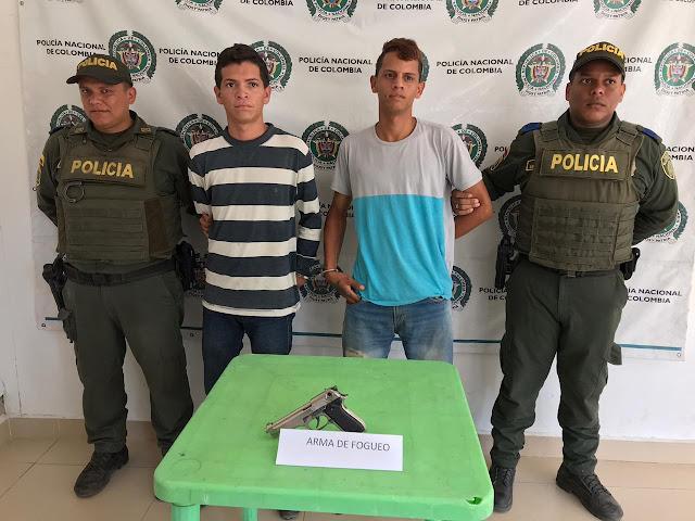 En Fonseca dos venezolanos despojaron de la moto a un motaxista