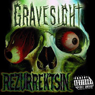 Gravesight - Rezurrektsin (2015)