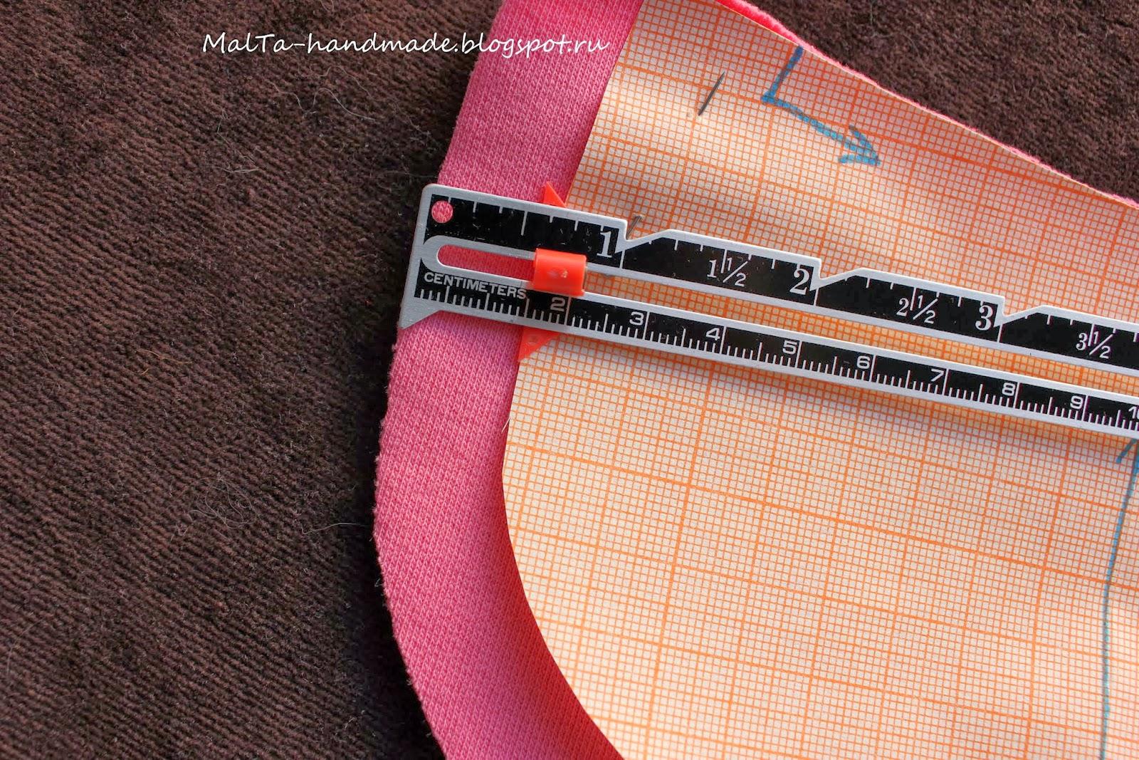 0d39f57065d malta-handmade  МК и выкройка карманов со спрятанными швами притачивания