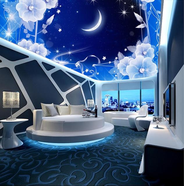 3d Gyprock POP ceiling designs