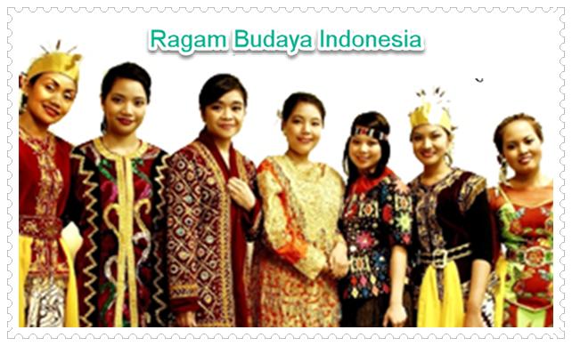 Indonesia merupakan salah satu negara dengan tingkat keaneragaman budaya ayang tinggi Tugas Keunikan Ragam Budaya Indonesia dan Daerahku