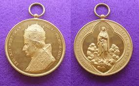 Resultado de imagem para SELO DO Papa Leão XIII