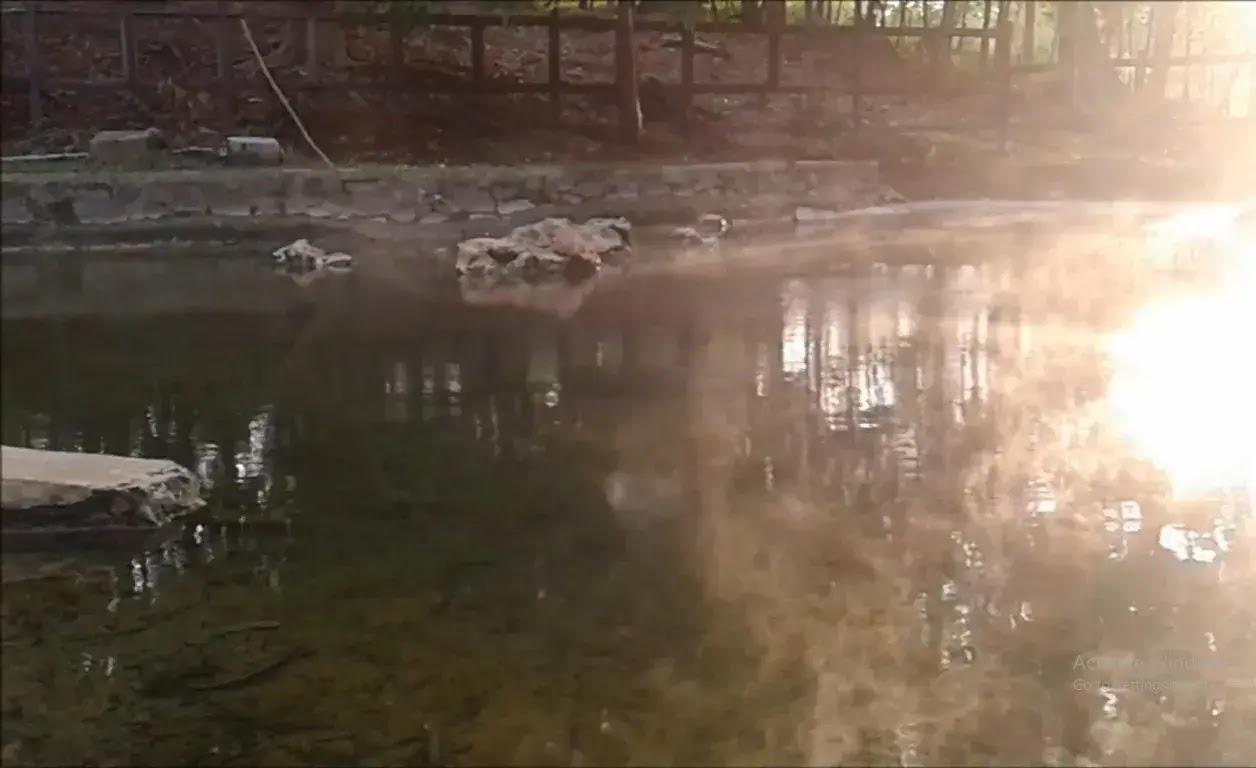 Objek Wisata Alam di Sanggau Sipatn Lotup cukup menarik Dikunjungi