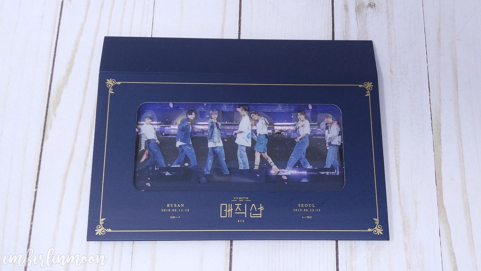 Yesasia Bts 5th Muster Magic Shop Dvd 4 Disc