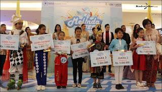 Juara Melinda Fest 2018 Kategori SD