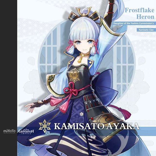 Kamisato Ayaka