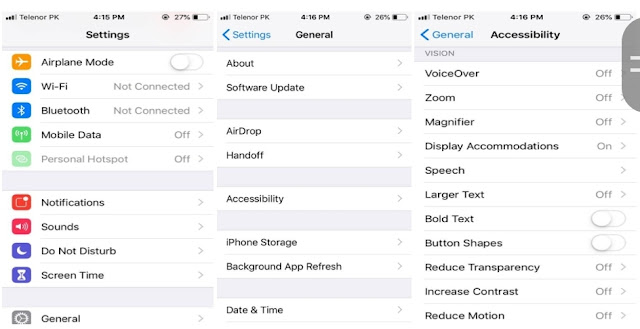 How to increase the speed of iPhone?