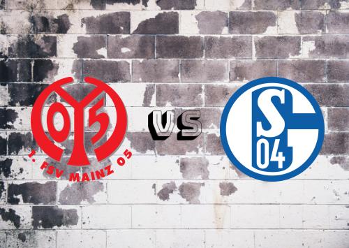 Mainz 05 vs Schalke 04  Resumen