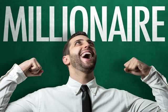 More than half of Millennials expect to be millionaires someday, according to a new study