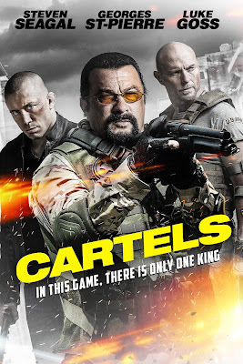 Cartels 2016 DVD R1 NTSC Spanish