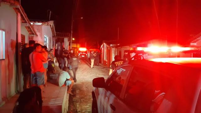 Homem morre e bebê de 8 meses é baleada em atentado em Cidade do RN