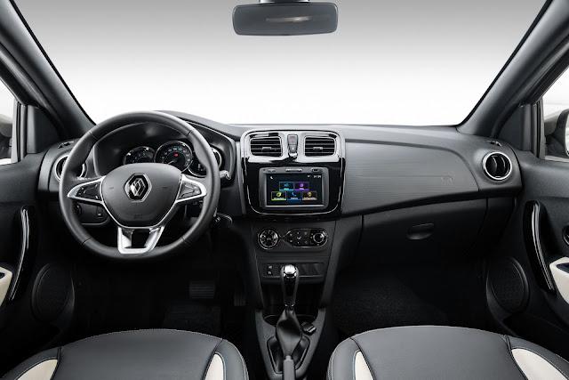 Novo Renault Stepway 2020
