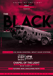 Drama Fiesta 3.0 Chapel of the Light, University of Ilorin