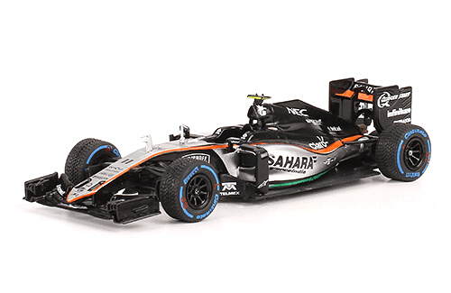 Force India VJM09 2016 Sergio Perez f1 the car collection