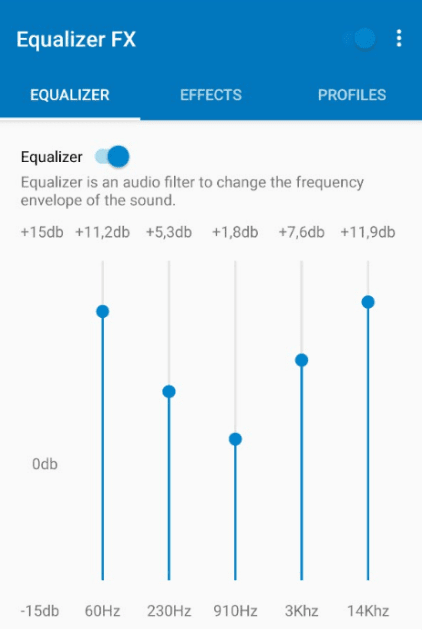 Equalizer FX Android